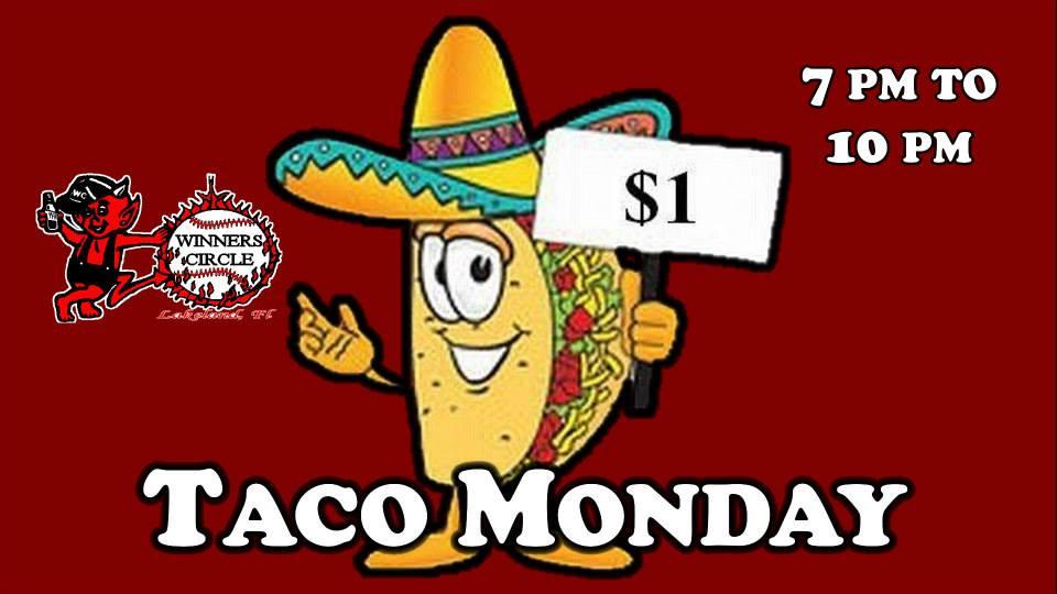 Mexican Mondays at South Lakeland Winners Circle
