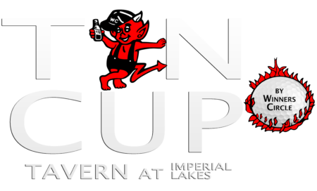 Tin Cup by Winners Circle at Imperial Lakes Logo