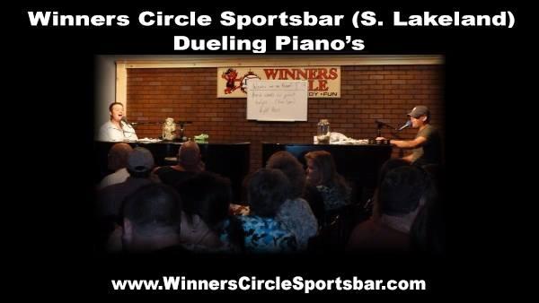 Winners Circle Lakeland Florida - Dueling Pianos